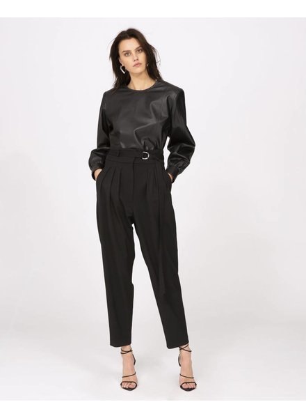 Iro Superb Pant - Black