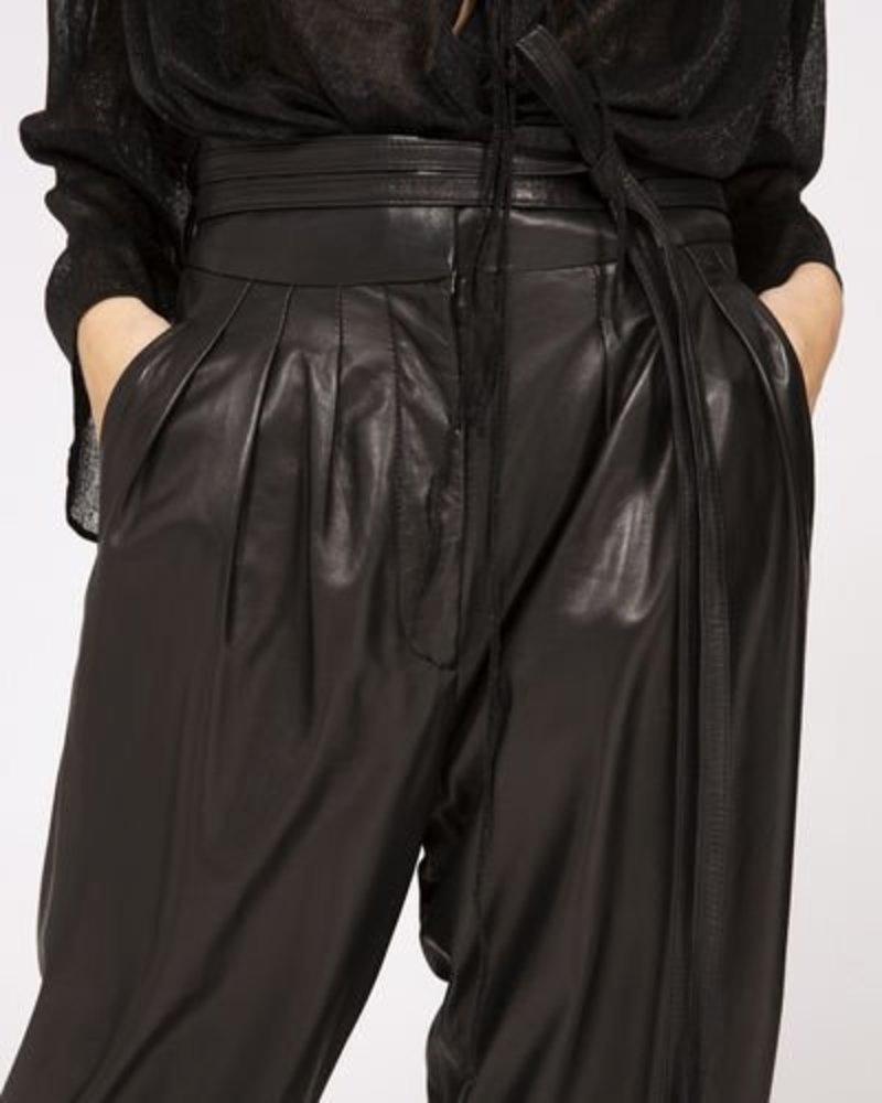 Iro Firm Pant - Black