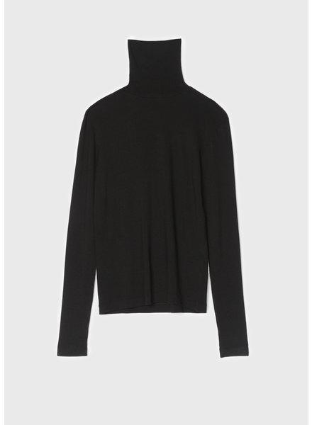 Totême Arenzano top - Black - size XS