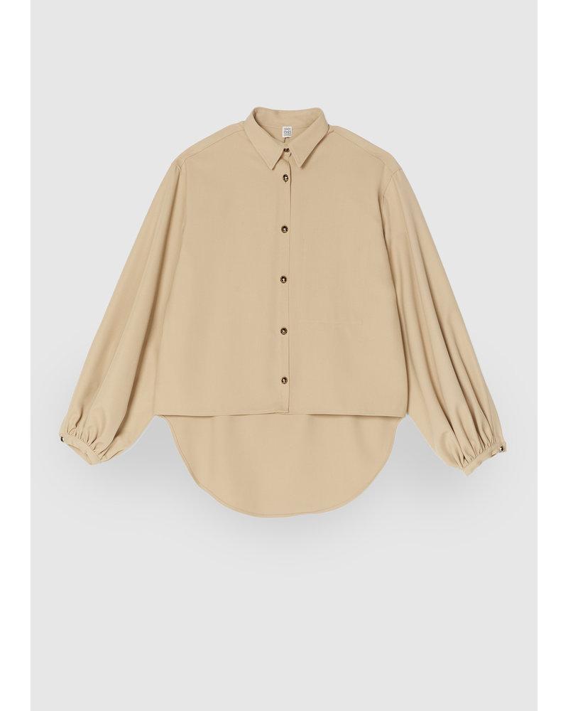 Totême Novale shirt - Beige