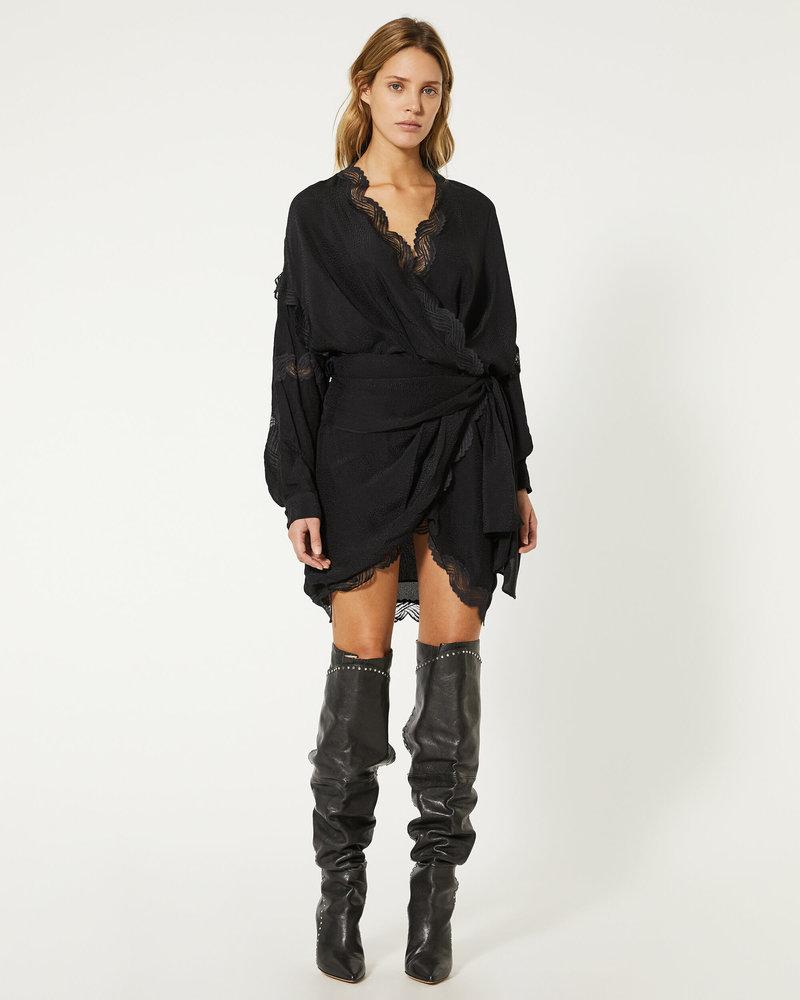 Iro Ragna dress - Black