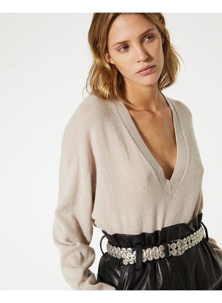 Iro Torrita sweater - Light Taupe - M,L,XL