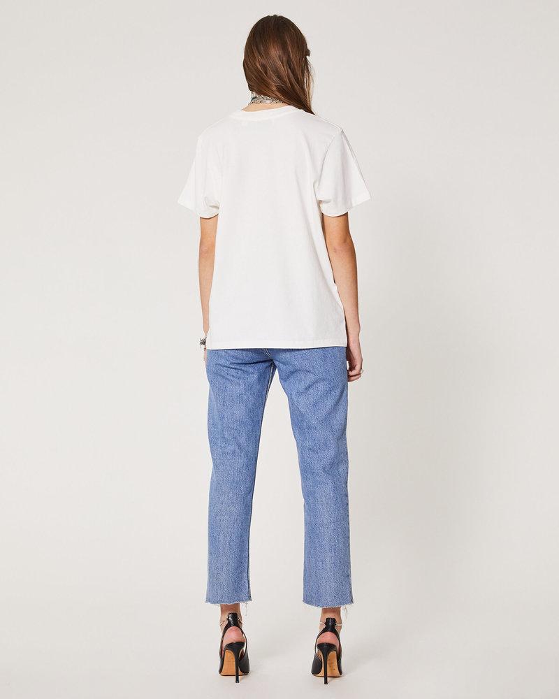 Iro Caylar T-shirt - White