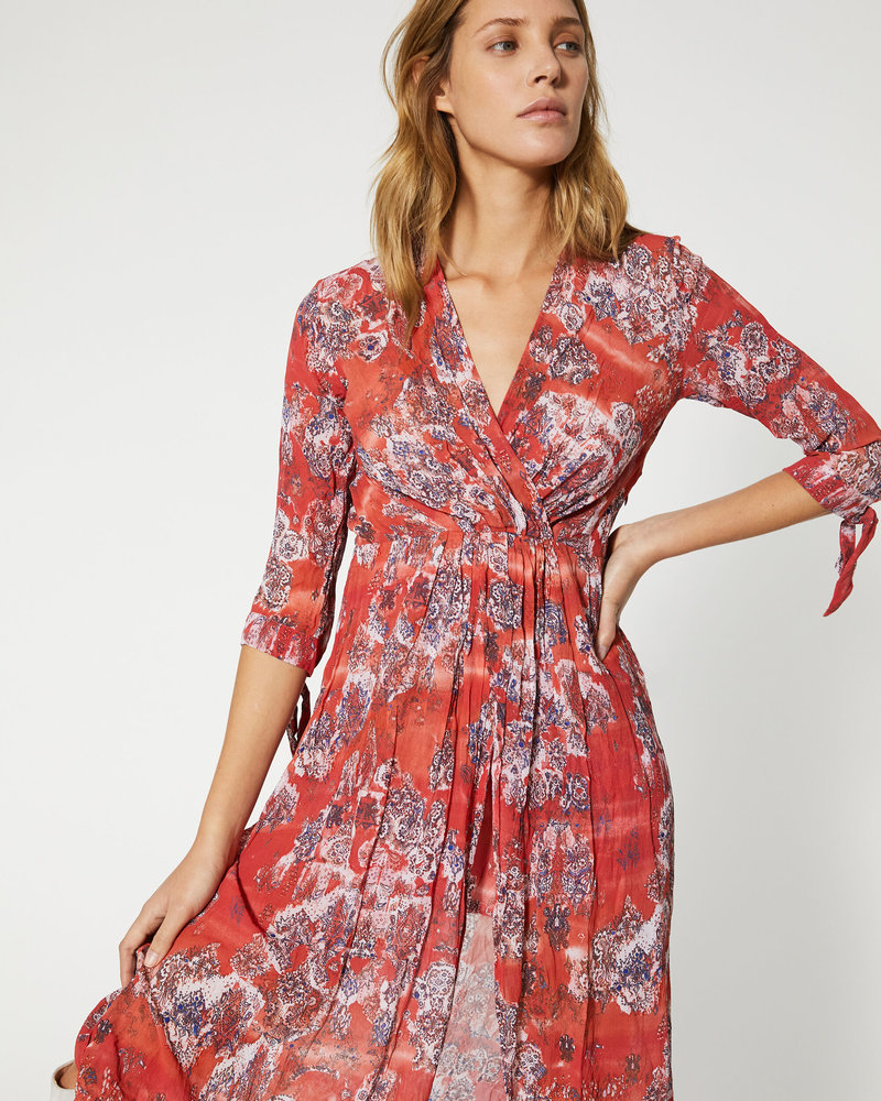 Iro Gramy dress - Red