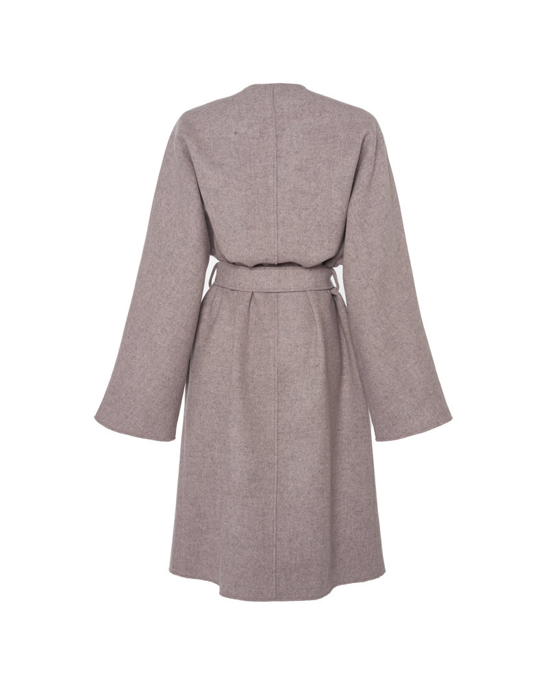Aeron Elizabeth coat - Mauve