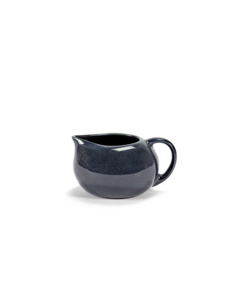 Anita Le Grelle for Serax Melkkannetje - Dark Blue
