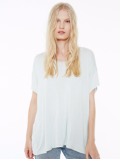 Margaux Lonnberg Marlow Tee - Light Green