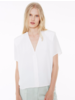 Margaux Lonnberg Elson top - White