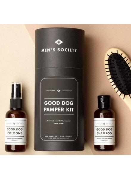 Men's Society Good Dog Pamper Kit