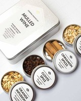 Men's Society Mulled Wine Cocktail Kit
