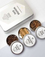 Men's Society Winter Gin Cocktail Kit