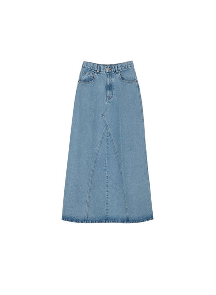 Nanushka Mae skirt - Light Blue