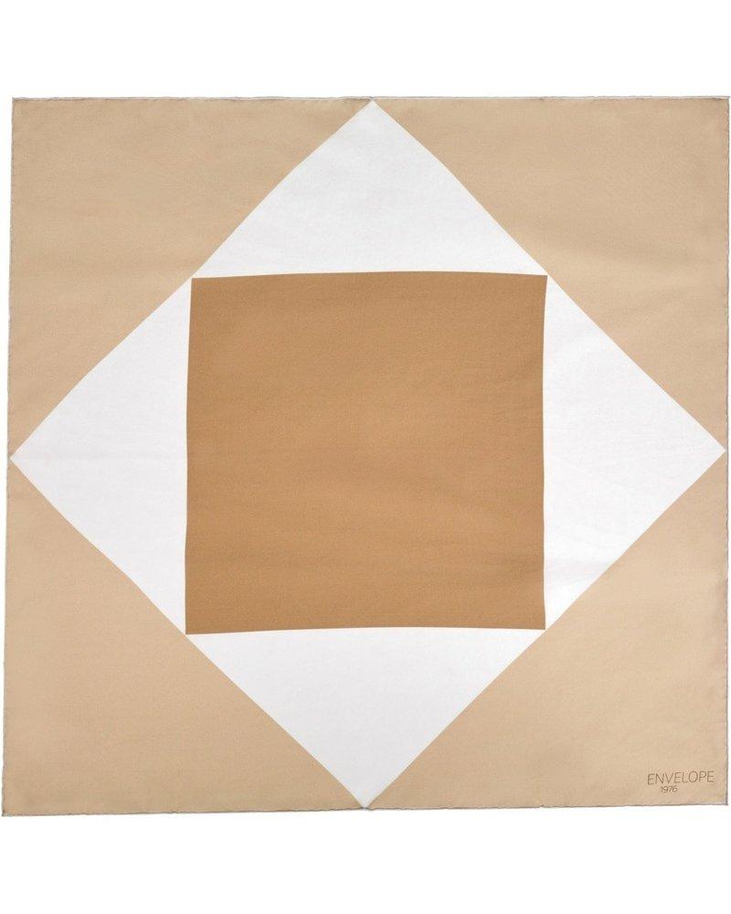 Envelope 1976 Kairo silk - Multi Beige