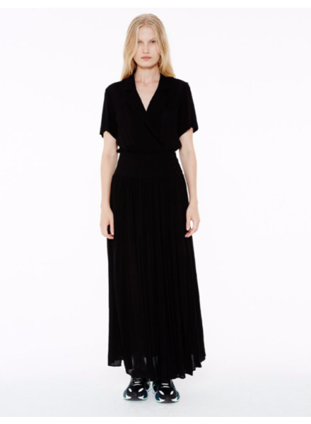 Margaux Lonnberg Gloria Robe - Black