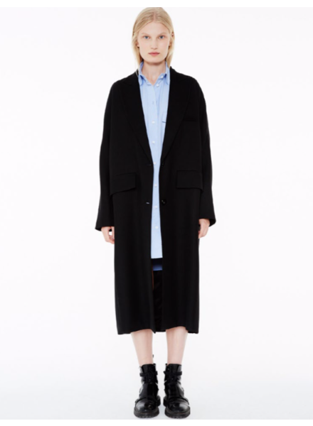 Margaux Lonnberg Bambi coat - Black