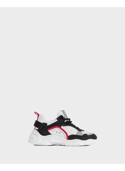 Iro Curverunner sneaker - White/Red