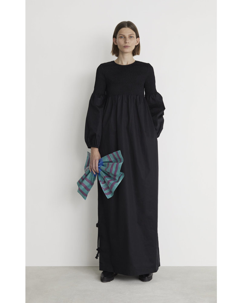 Rodebjer Sandy Crisp dress - Black