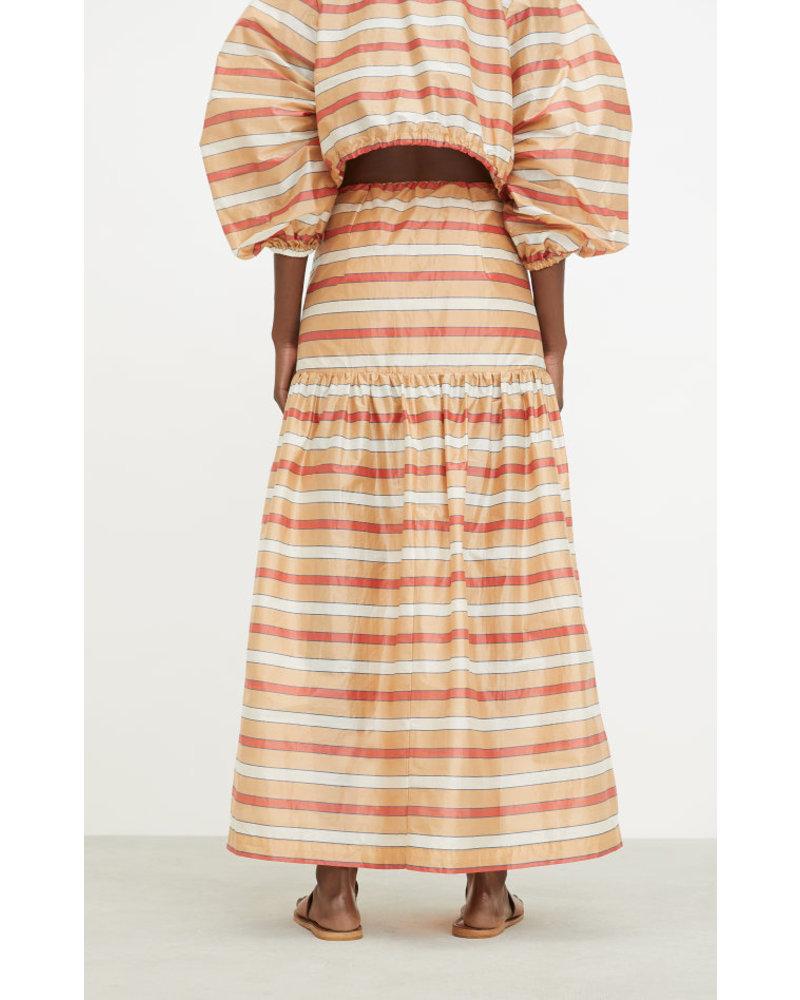 Rodebjer Amalthea skirt - Medina Pink