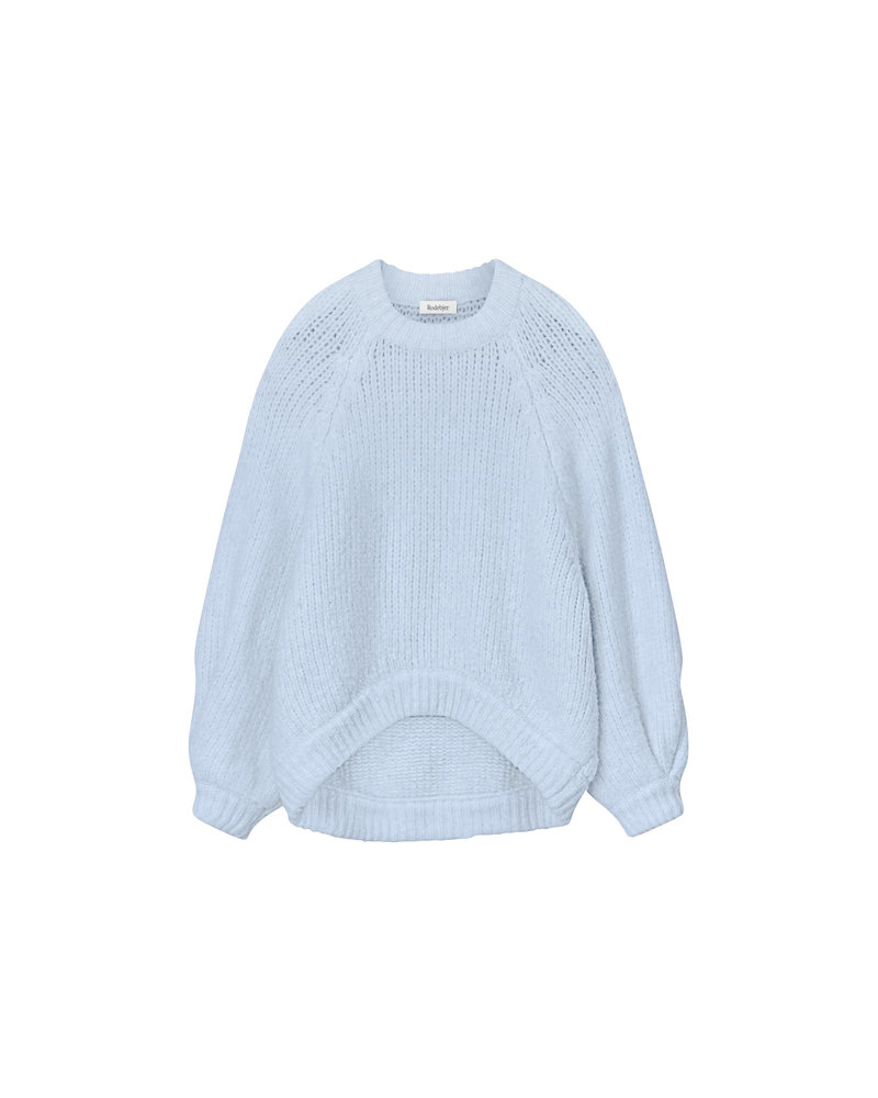Rodebjer Onella Blue Knit - Cloud