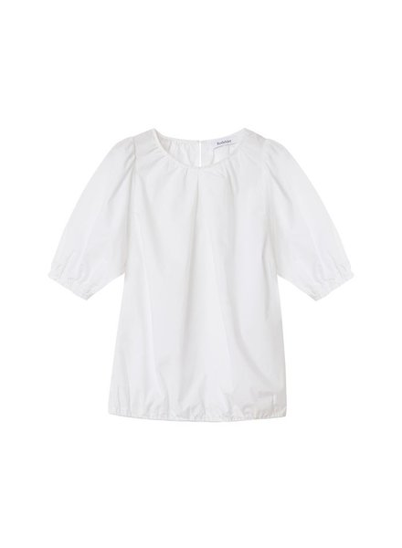 Rodebjer Nahua cotton Blouse - White
