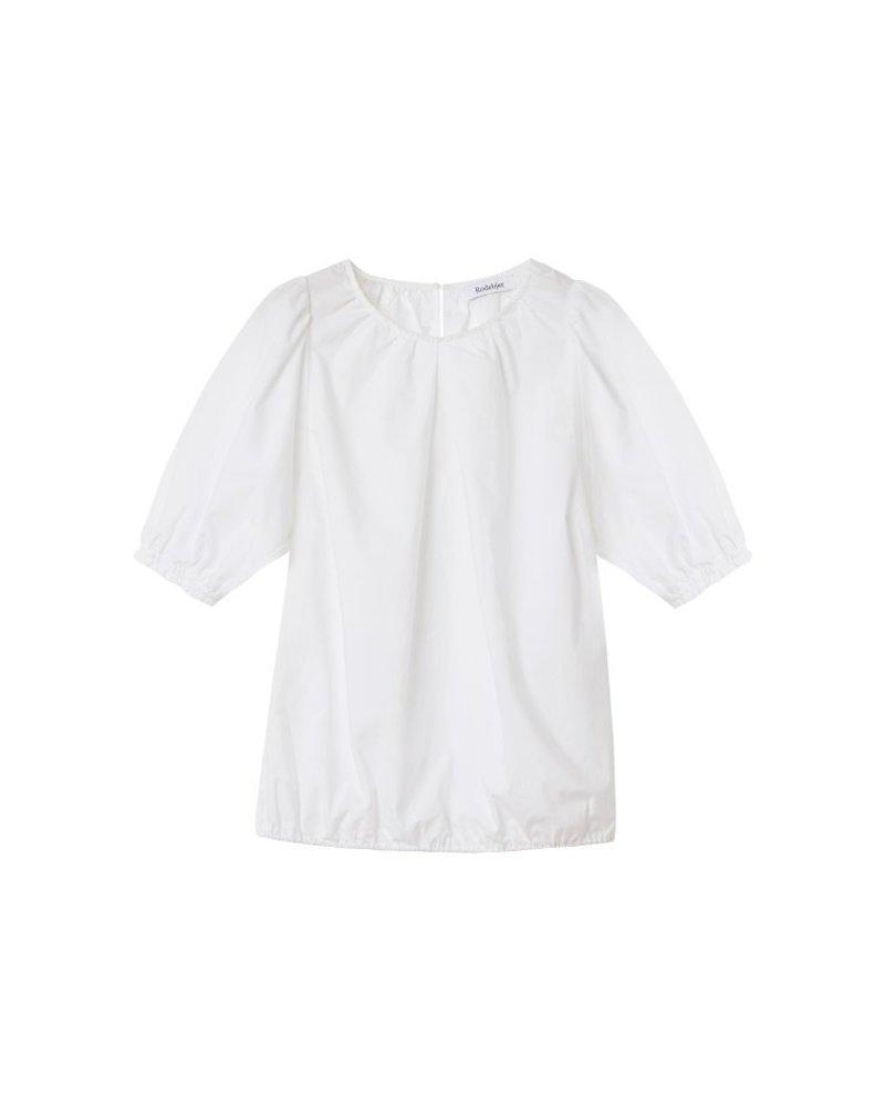 Rodebjer Nahua cotton Blouse - White