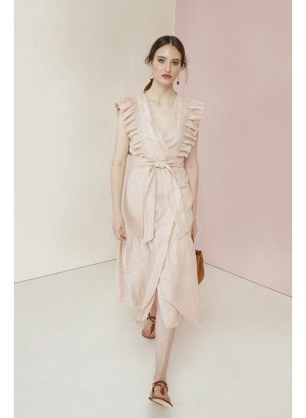 Magali Pascal Maiko dress - Rose