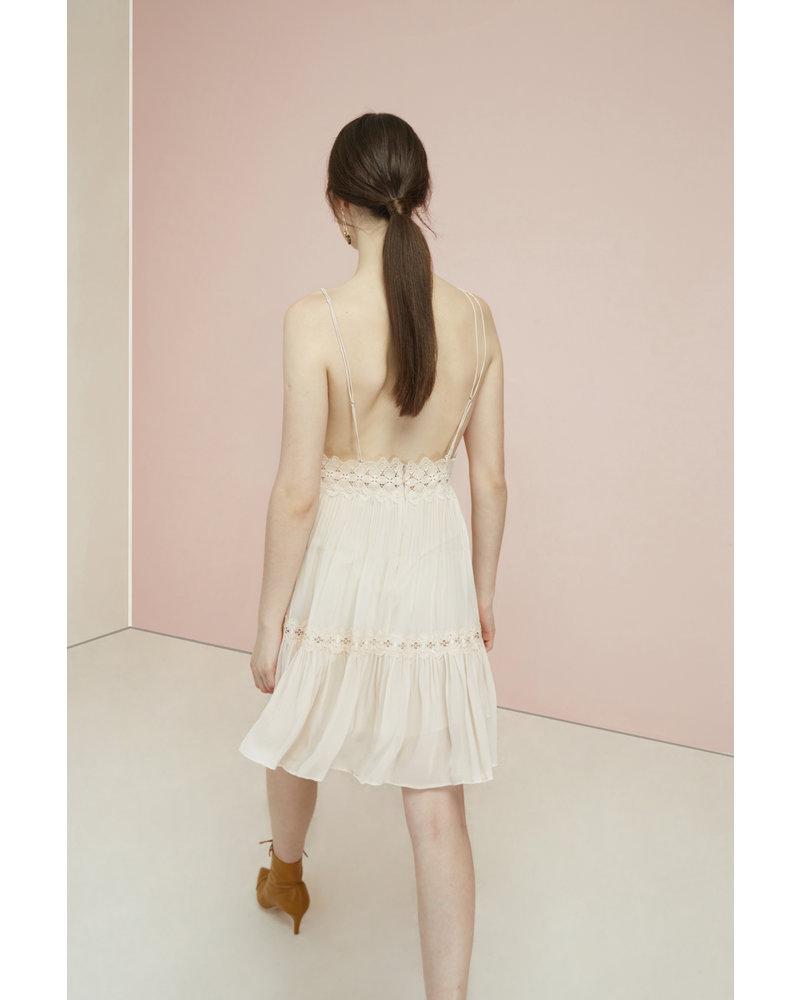 Magali Pascal Camille Mini Dress - Petal