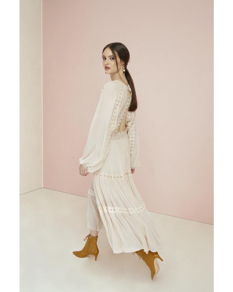 Magali Pascal Camille Maxi Dress - Petal