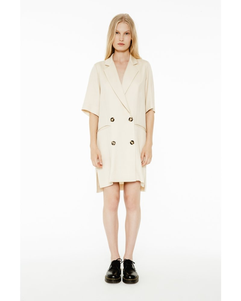 Margaux Lonnberg Billie Robe - Beige