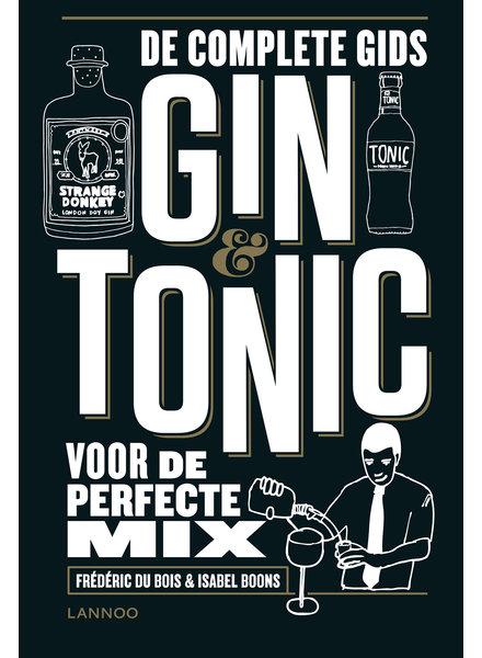 Lannoo Gin & Tonic De complete gids voor de perfecte mix - Black Edition