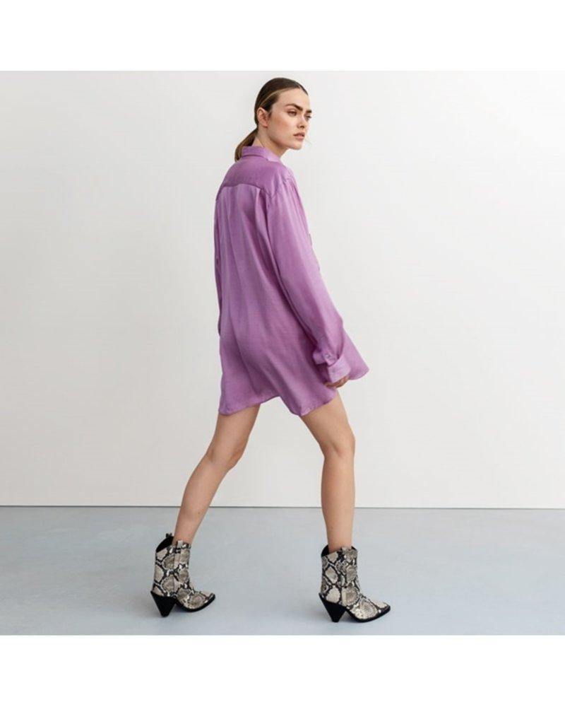 Rough Studios Paula blouse - Lavender