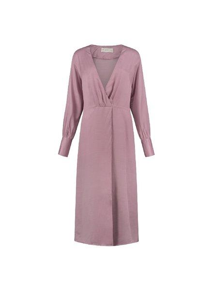 Rough Studios Loya dress - Lavender - size L