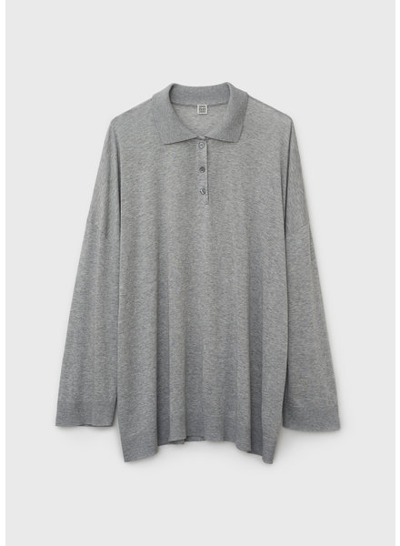 Totême Barzio shirt - Grey