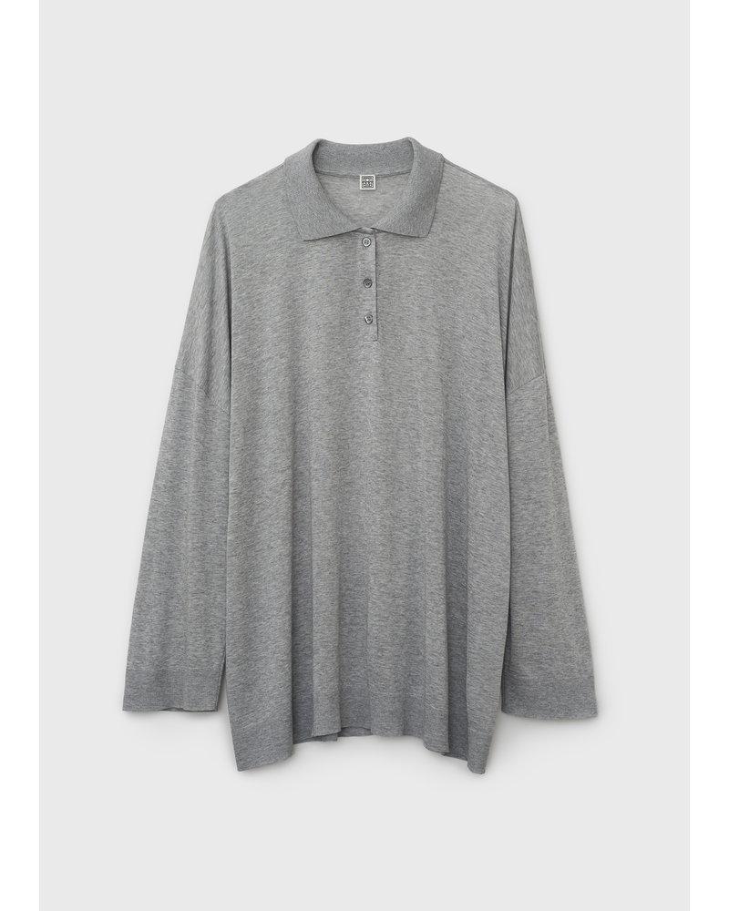 Totême Barzio shirt - Grey