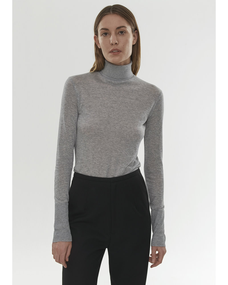 Totême Mela top - Grey