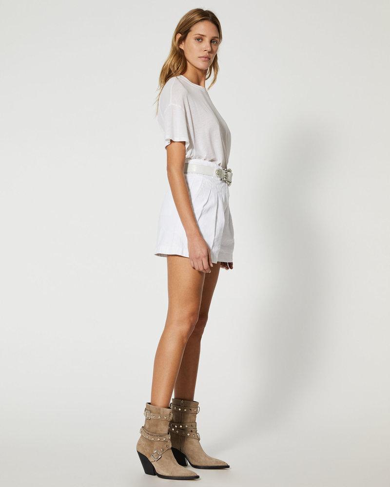 Iro Cluny short - White