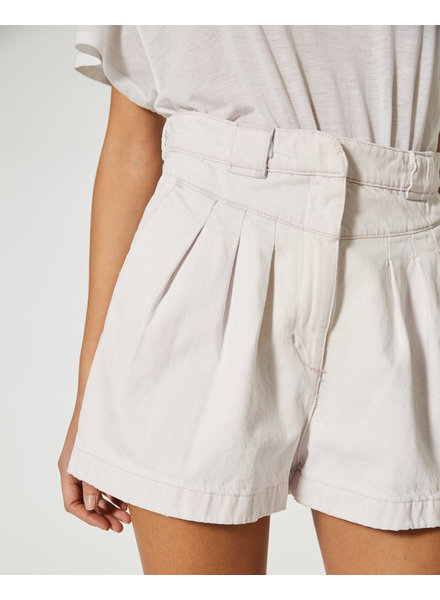 Iro Denfert short - Grey White