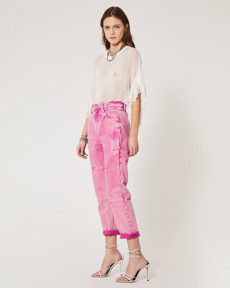 Iro Breeze Jean - Candy Pink