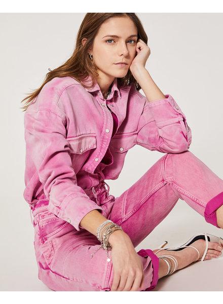 Iro Aggy shirt - Candy Pink