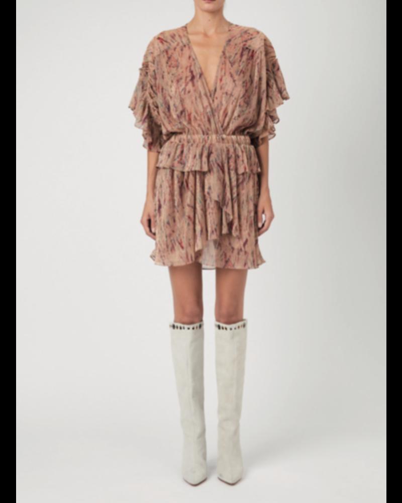 Iro Buoux Dress - Light Pink
