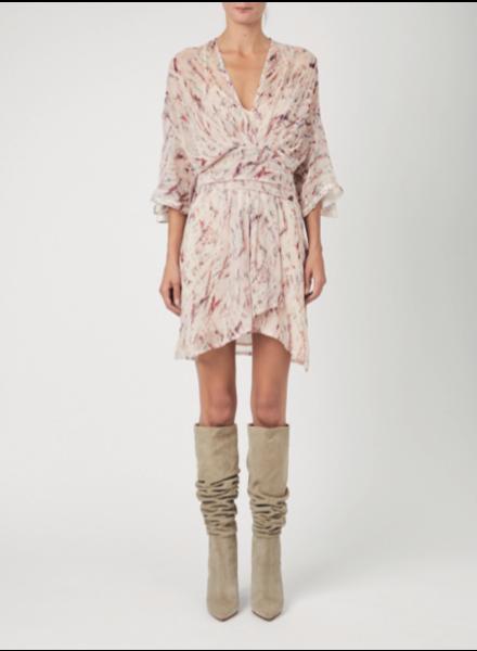 Iro Pommie dress - Pink - NO RETURN