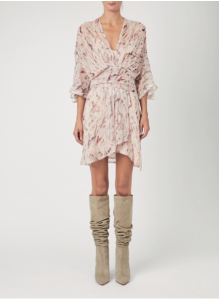 Iro Pommie dress - Pink