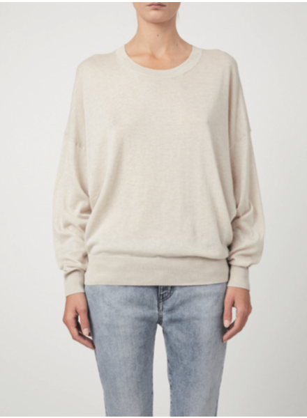 Iro Saignon sweater - Beige