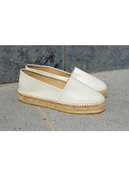 N°8 Antwerp Leather creeper - Salinas