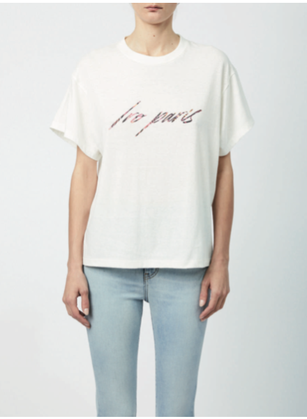 Iro Lyka T-shirt - White