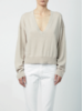 Iro Torrita sweater - Light Taupe