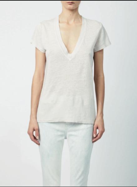 Iro Rodeo T-shirt - Light Grey