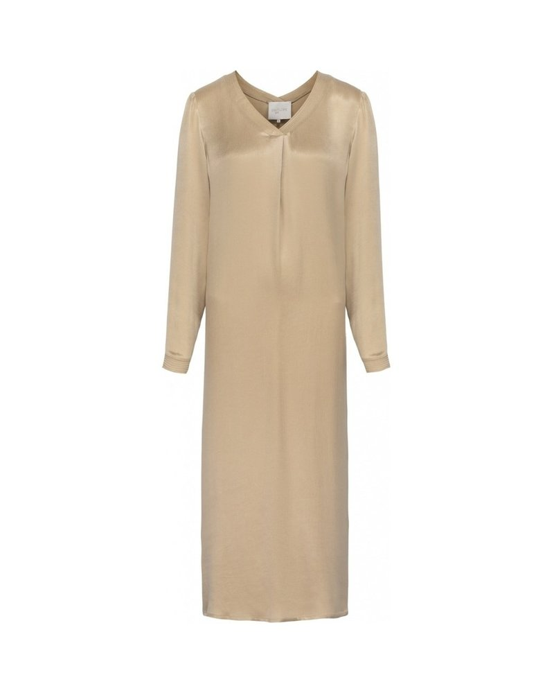 Envelope 1976 Cadaques dress - Champagne