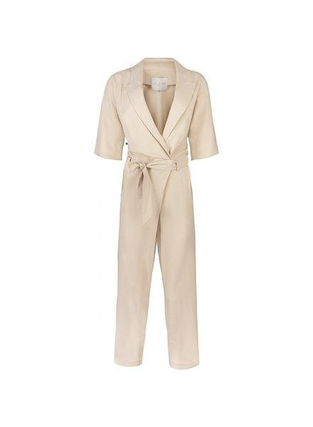 Envelope 1976 Casablanca jumpsuit - Light Beige