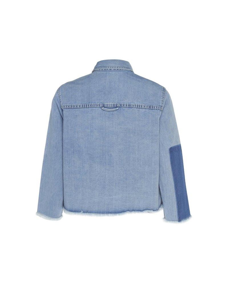 Aeron Roxie shirt - blue